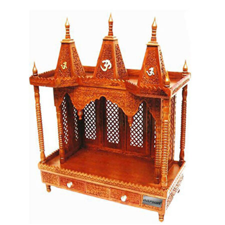 UH-YT-76 Wooden Home Temple