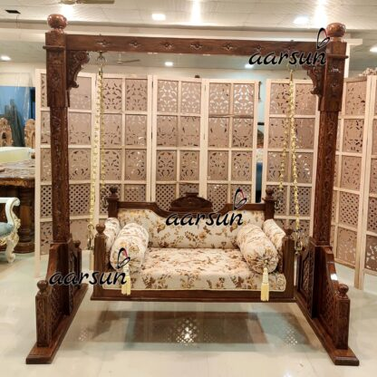UH-YT-168 Aarsun Traditional Handcrafted Swing
