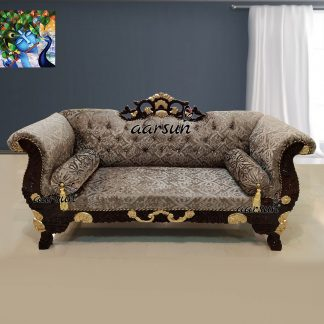 Image for Handmade Wooden Couch UH-YT-202
