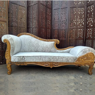UH-YT-55 Aarsun Wooden Chaise Lounge