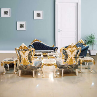 Image for Victorian Style Sofa Set UH-YT-163