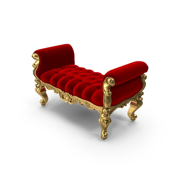 Aarsun Royal Settee Bed Bench UH-SETT-0011