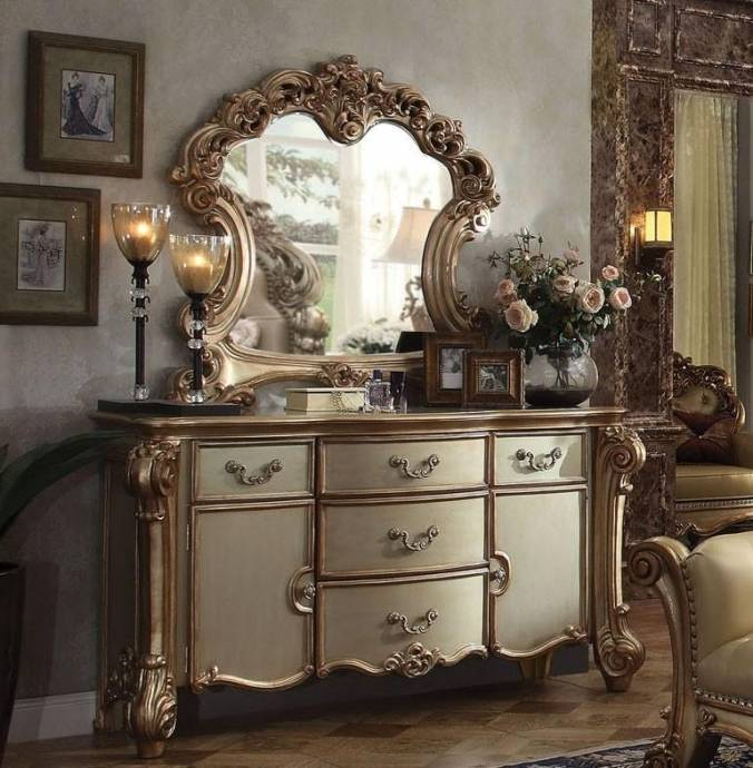 Wooden Hand Carved Furniture for Home ROYAL-0002 3