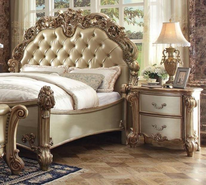 Wooden Hand Carved Furniture for Home ROYAL-0002 6