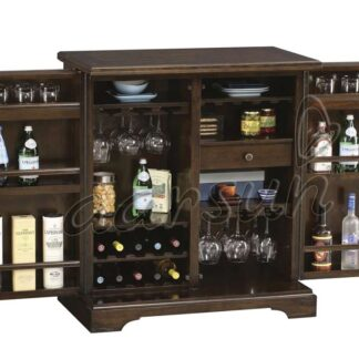 UH-BAR-0010 Aarsun Stylish Bar Cabinet
