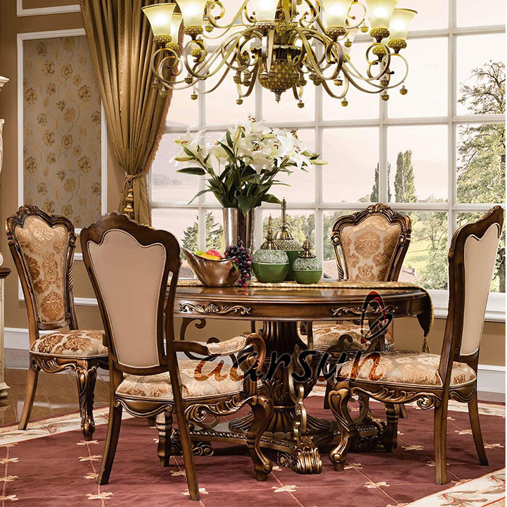UH-DNG-0002 4 Seater Wooden Dining Set