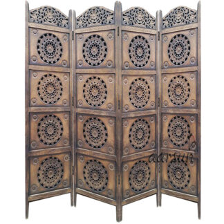 Antique Room Divider Aarsun UH-RD-0070