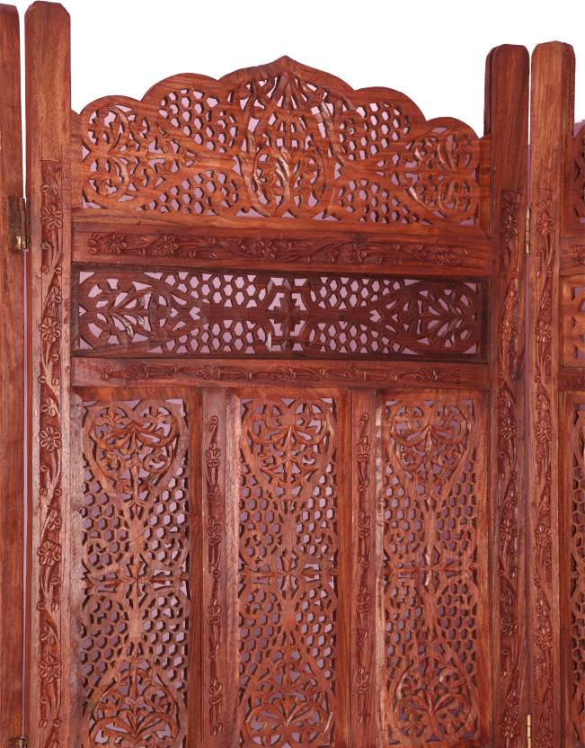 Antique Style Room Divider in Sheesham Wood PART-0087 1