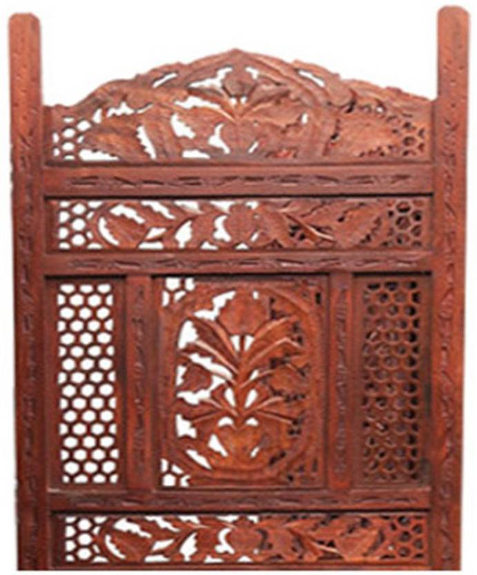 Antique Wooden Partition Screen in Sheesham PART-0132 2