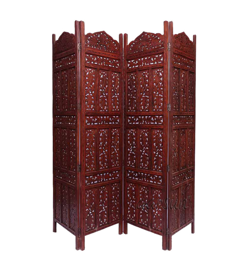 Handcrafted Room Divider Aarsun UH-PART-0022