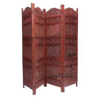 Sheesham Wooden Partition Screen Aarsun UH-PART-0028