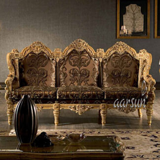 UH-SF-0089 Aarsun Victorian sofa set