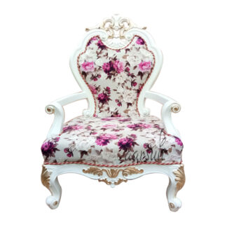 Wooden Accent Chair Aarsun UH-CHR-0001