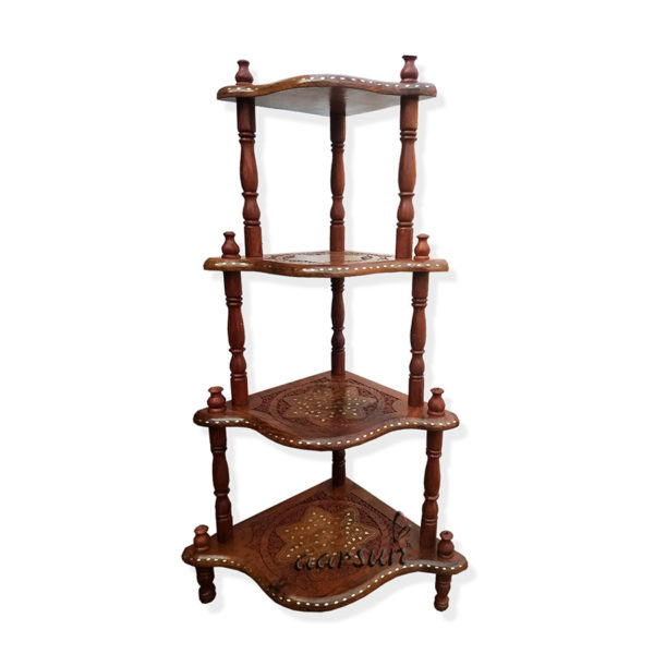 UH-COR-0002 Aarsun Wooden Corner Stand