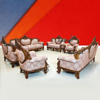 Image for 14 Seater Sofa Set in Matte Finish UH-YT-294