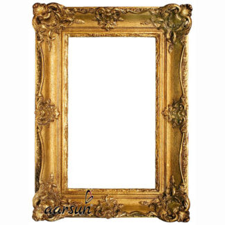 Traditional Wooden Mirror Frame UH-FRM-0016