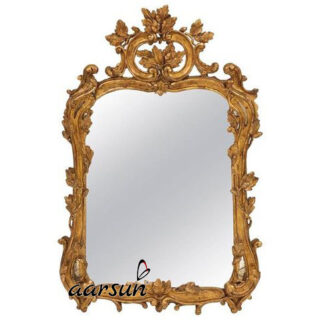 Wooden Carved Mirror Frame UH-FRM-0018