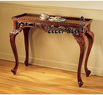 Image for Wooden Designer Console Table UH-CNS-0013