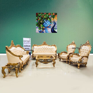 Image for 8 Seater Victorian Style Sofa Set UH-YT-368