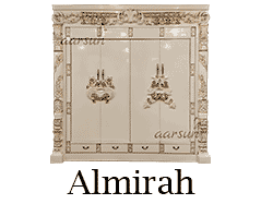 Wooden-carved-almirah