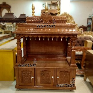 Image for Handmade Hindu temple designs for Home UH-MNDR-0067