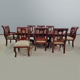 Image for Classic 8 Seater Dining With Master Chairs UH-YT-536